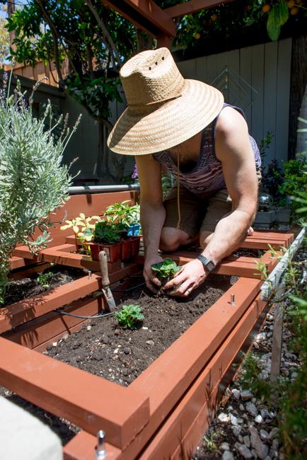 Portable Raised Garden Beds
