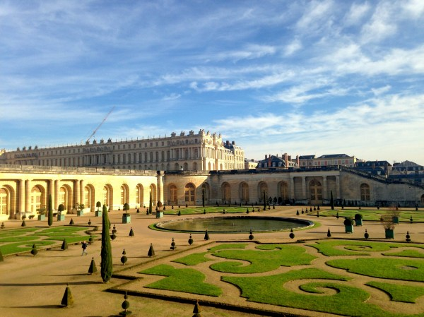 Beauty & Bowel Movements Palace Of Versailles