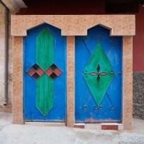 Doors of Tamraght, Morocco -7 The Hostel Girl