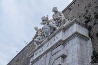 Visiting The Vatican Museums with Through Eternity Tours Rome Walking Tours Italy -1