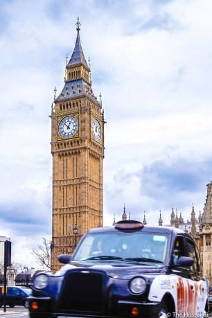 How To Photograph European Landmarks -10 Big Ben London