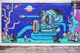 Noord Showcasing the Best Amsterdam Street Art -23