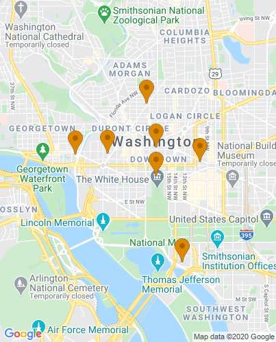 Maps Of Hotels In Washington Dc : hotels, washington, Romantic, Hotels, Washington, Hotel