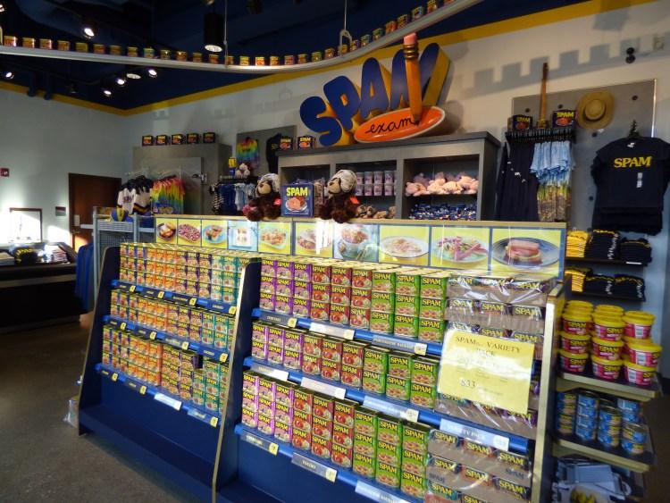 Spam Shop