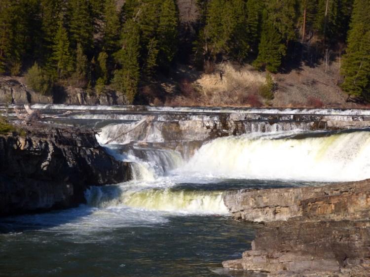 Kootenai Falls Things to Do on Highway 2 in Montana