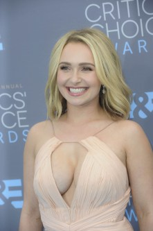 The Critics Choice Awards 2016 Arrivals Featuring: Hayden Panettiere Where: Los Angeles, California, United States When: 18 Jan 2016 Credit: Apega/WENN.com