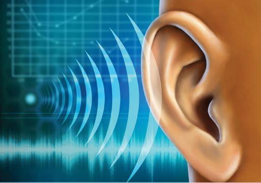 Hearing loss. ear
