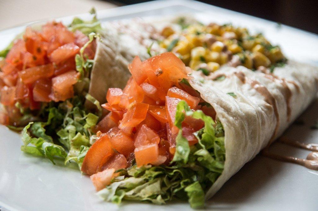 Healthy fast foods, Burrito
