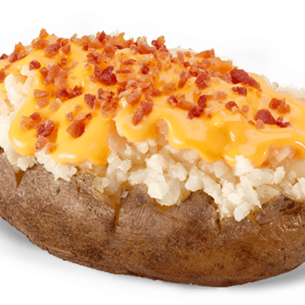 Healthy Fast Foods, Baked Potato