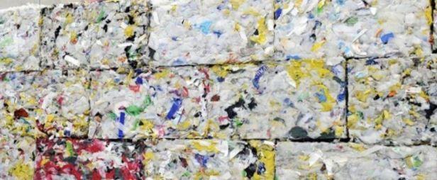 Plastic, blocks