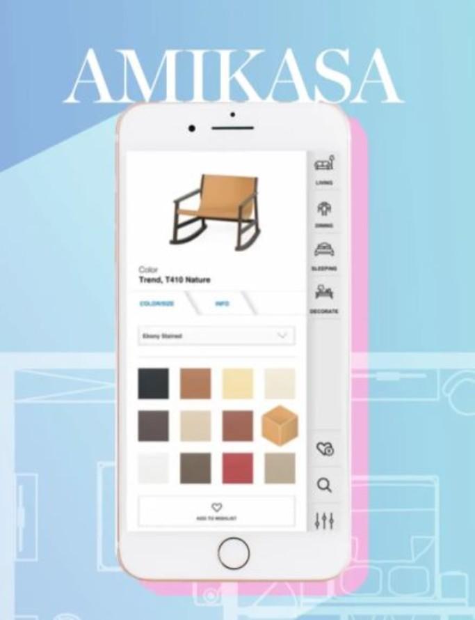 Amikasa Design App