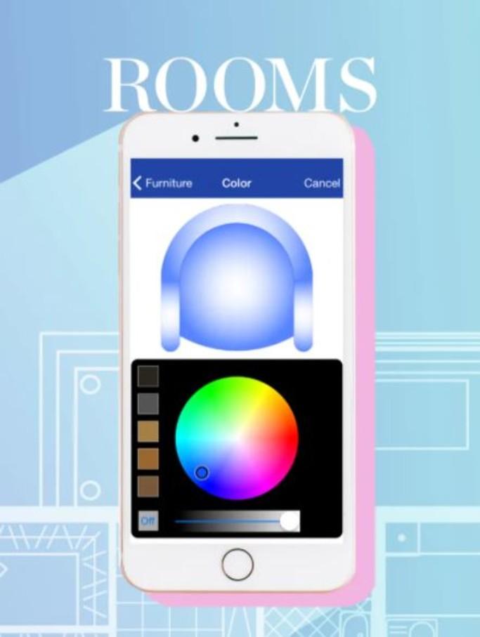 Design Rooms App