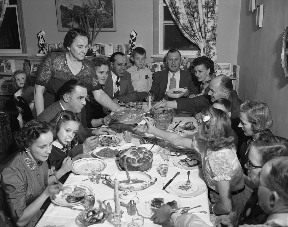 Homegrown Family dinner