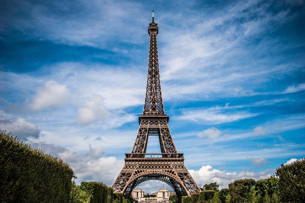 Paris, vacation