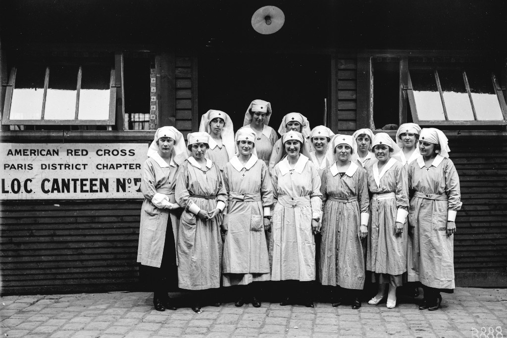 Lessons School nurses 1900s