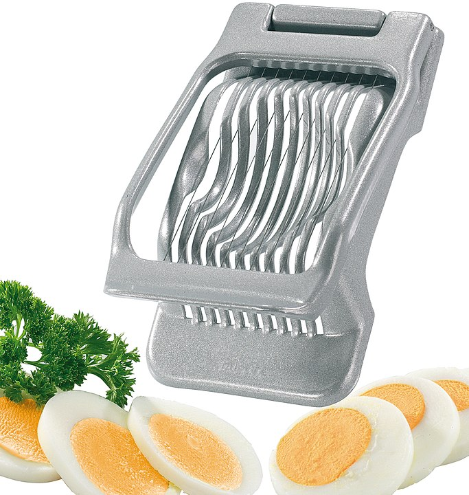 Egg slicer -- The Hot Mess Press
