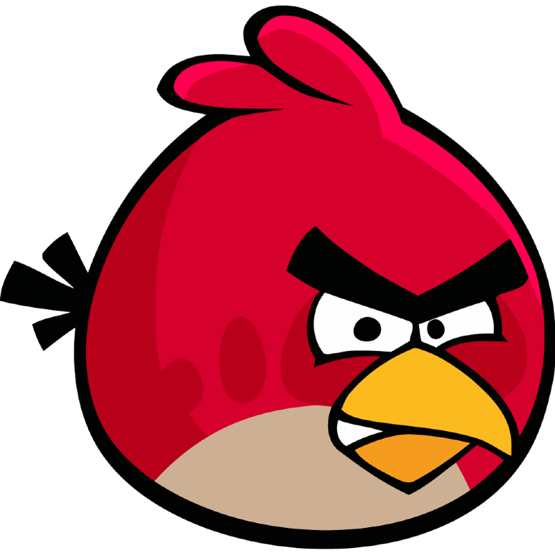 Angry Bird --The Hot Mess Press