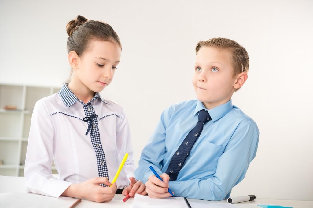 Mental health children in office