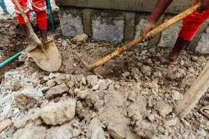 career goals, shovels in dirt