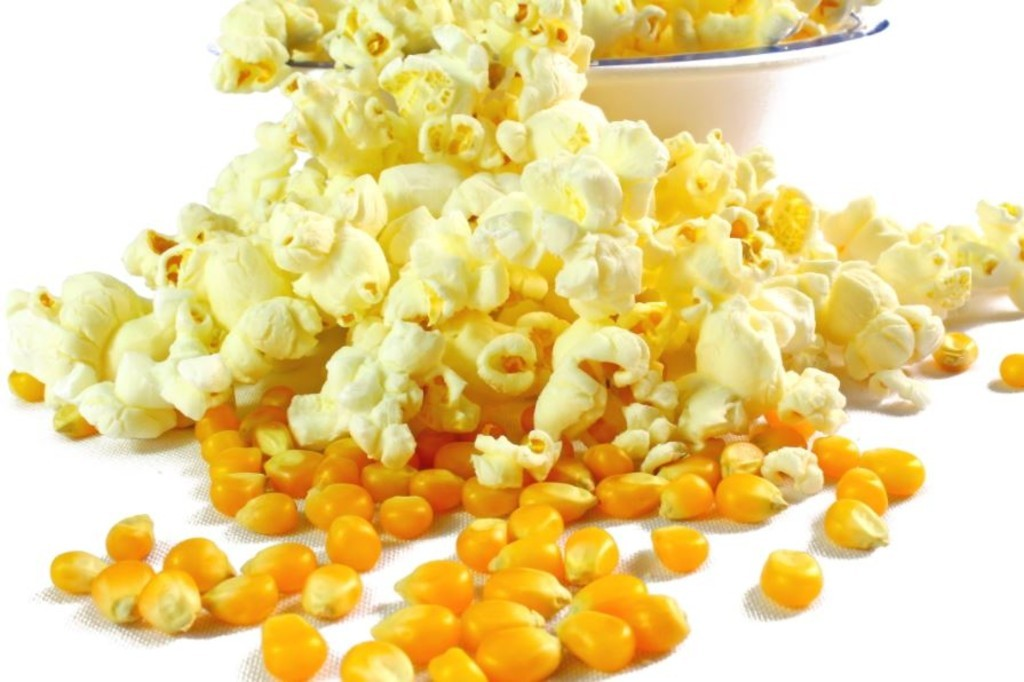 Weight loss popcorn