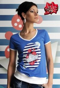 Tričko Sailorblue