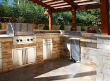 Outdoor Kitchens - The Hot Tub Factory - Long Island Hot Tubs