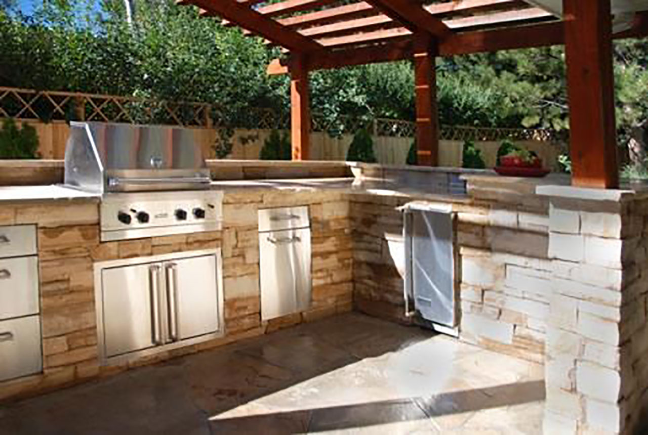 outdoor kitchen pics best stores kitchens the hot tub factory long island tubs