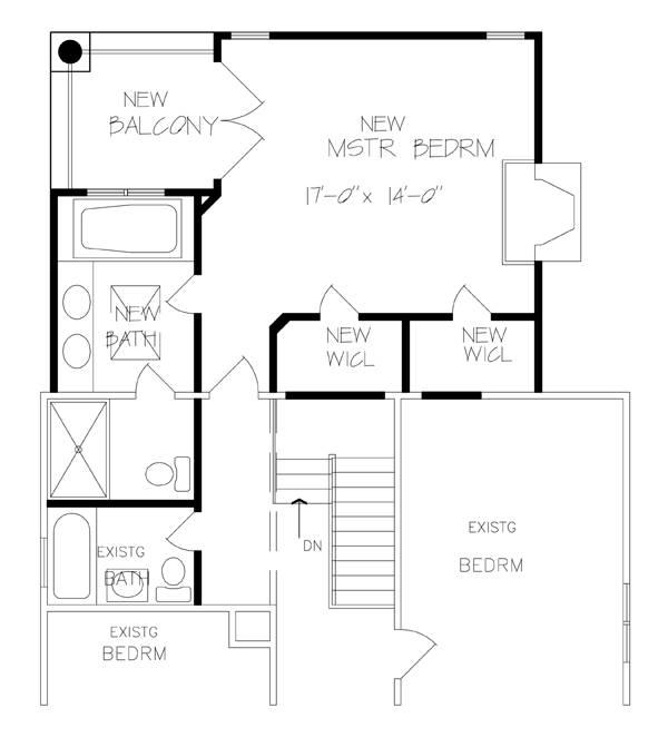 Master Bedroom Master Suite Addition Floor Plans Novocom Top