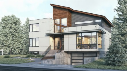 Contemporary House Plans Modern Cool Home Plans