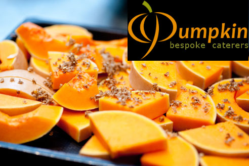 pumpkins caterers