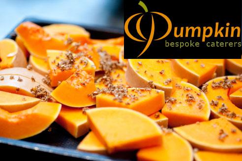pumpkins caterers