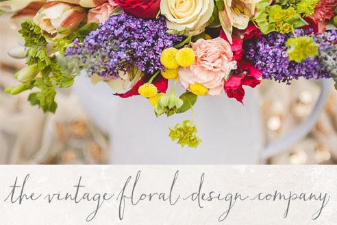 Vintage Design Floral Company
