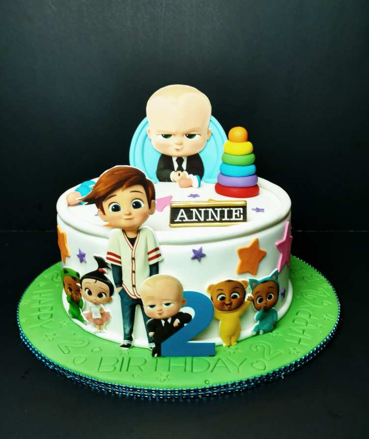 Annies Boss Baby Birthday