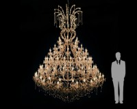 The House of Chandeliers - Maria Theresa Chandeliers for ...