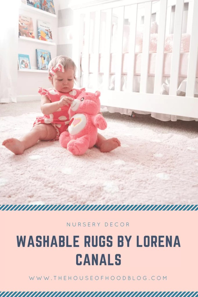 nursery decor, washable rugs, baby must haves