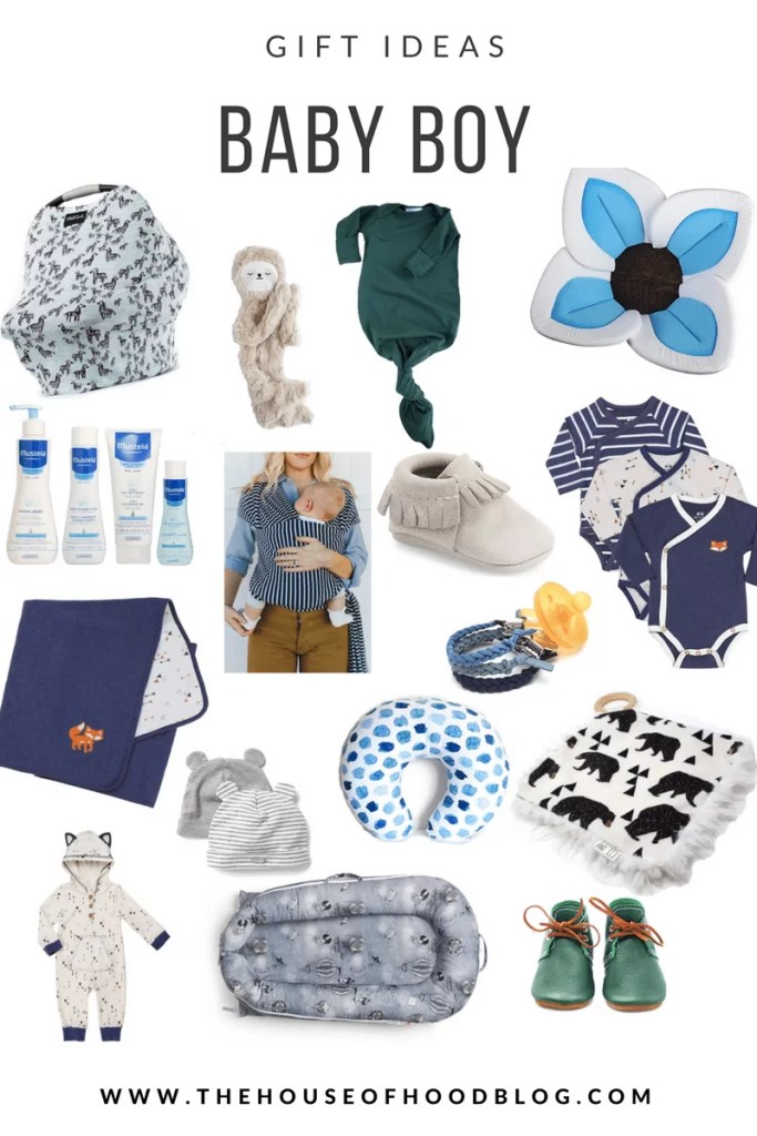 baby boy gift guide, baby shower gift guide, the best gift guide for baby, mom to be, first time mom, newborn essentials, newborn gifts
