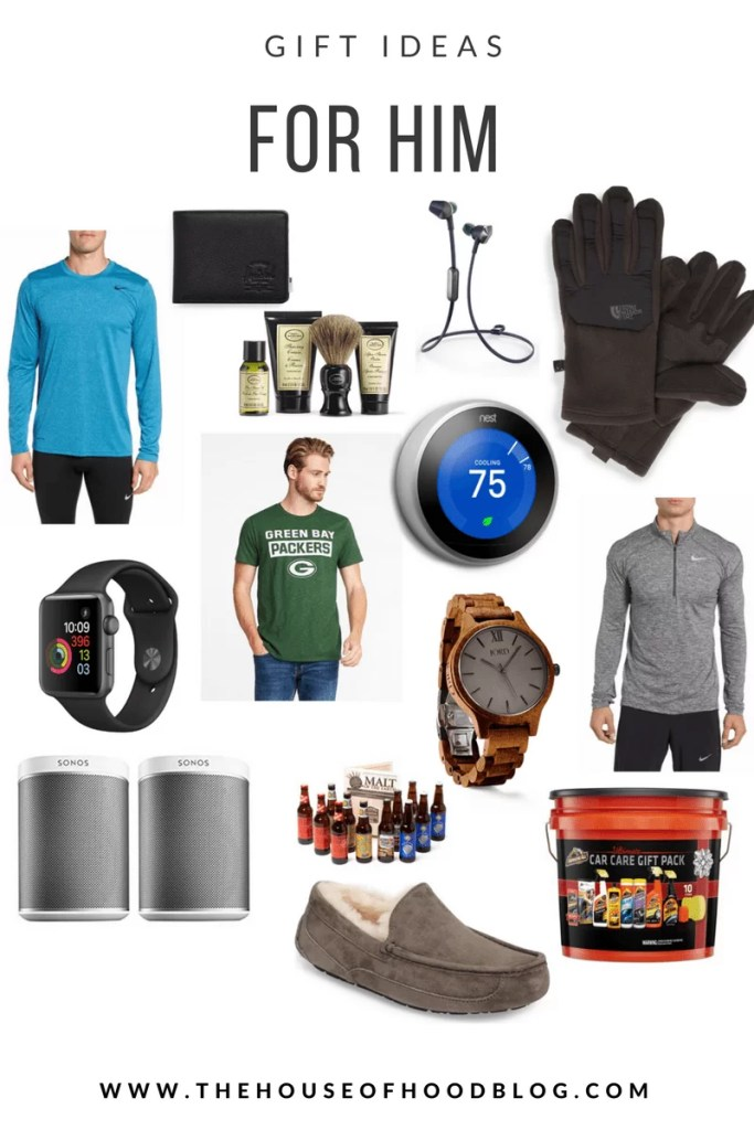 mens gift guide, gifts for him, holiday gift guide, christmas gift ideas, nordstrom mens, target gift ideas