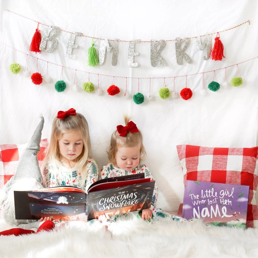 Children's Books, Wonderbly, Personalized books, christmas stories