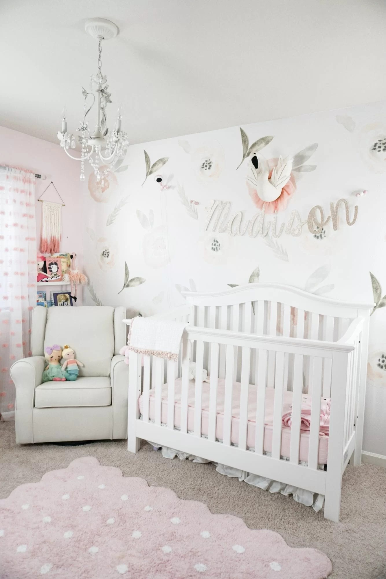 girls nursery 21 the house of hood blogPictures Of Girlsnursery #14