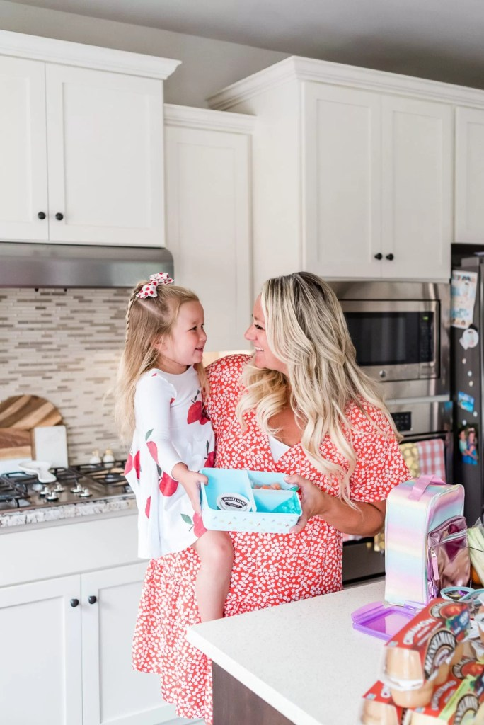 Back To School Lunch Organization Ideas The House Of