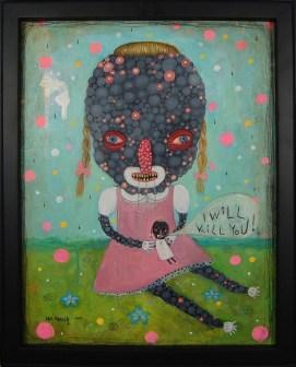 Little Grace and her Killer Doll