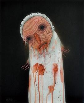 The Mask by Mia Makila, 2009