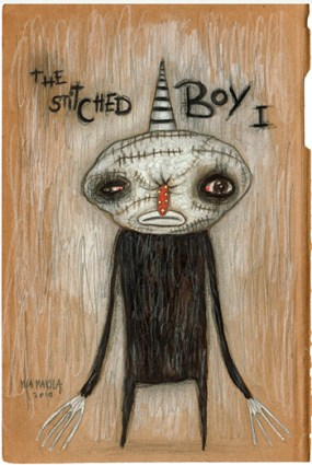 The Stitched Boy