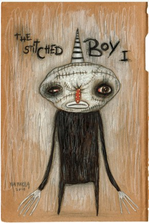 The Stitched Boy