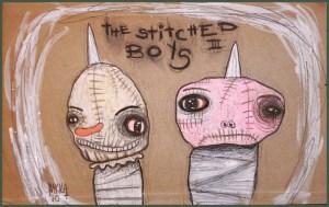 The Stitched Boy III