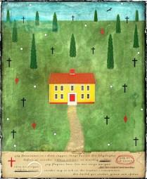Mia Makila The Yellow House