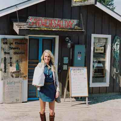 "Village Cheese Shanty: Leland ""Fishtown"" MI."
