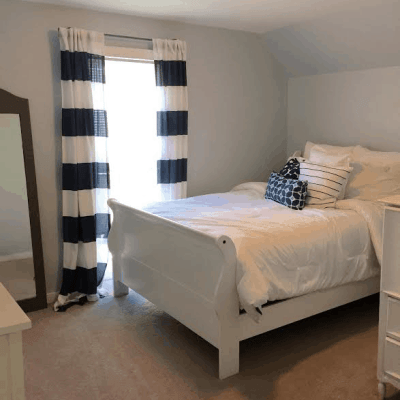 Before & After: Guest Room