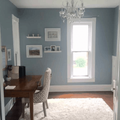 Before & After: Office