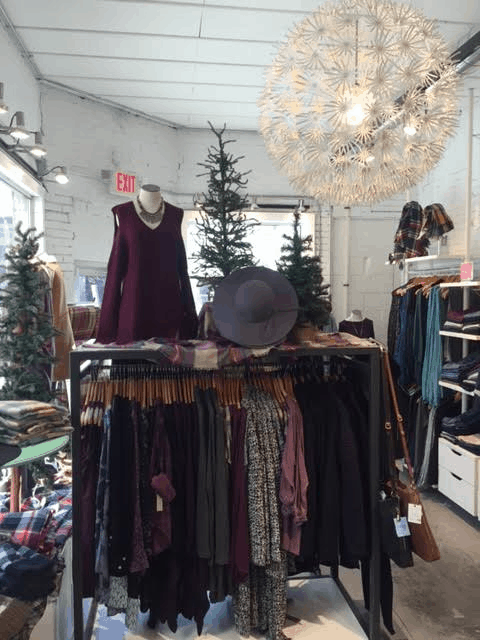 Top 10 Best Boutiques in Grand Rapids featured by top MI lifestyle blog, Lee & Birch